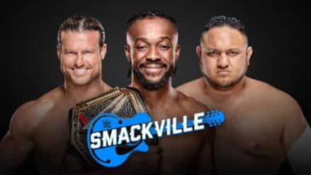 WWE Smackville: Kofi Kingston y Bayley pueden perder sus campeonatos esta noche