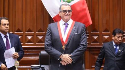 Pedro Olaechea vence a Daniel Salaverry y es elegido presidente del Congreso