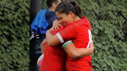 ¡Apabullante victoria! La Selección Peruana de Rugby Femenino derrotó 43-7 a México en Lima 2019