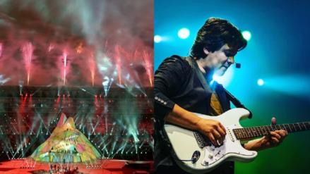 """Lucho Quequezana: """"Estamos en Perú, ¿por qué no poner un playlist que nos represente?"""