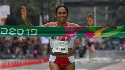 Gladys Tejeda: 10 fotos de la hazaña de la atleta peruana en los Juegos Panamericanos Lima 2019