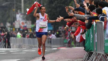 Christian Pacheco: las 10 mejores fotos de su victoria en la maratón masculina en Lima 2019