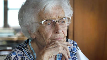 Una alemana inició su carrera política a los 100 años y llegó al Concejo de su ciudad