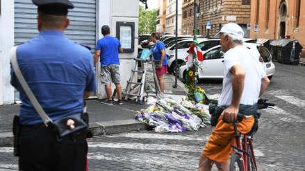 Conmoción en Italia por el asesinato de un policía, acuchillado por jóvenes turistas estadounidenses