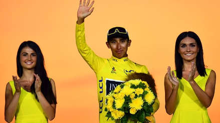 ¡Histórico! El colombiano Egan Bernal se coronó campeón del Tour de Francia