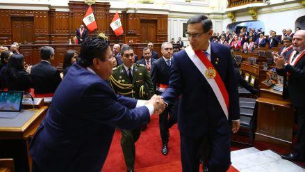 Martín Vizcarra anuncia que presentará una reforma constitucional de adelanto de elecciones