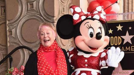 Murió Russi Taylor, la voz de Minnie Mouse