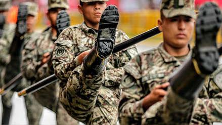 Vota por tu favorito del Desfile Cívico Militar en el concurso de RPP