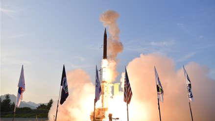 Israel y EE.UU. prueban un sistema antimisiles en medio de las tensiones con Irán