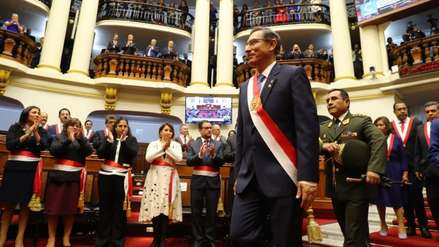 Martín Vizcarra ofreció mensaje de Fiestas Patrias ante el Congreso: revisa sus principales anuncios