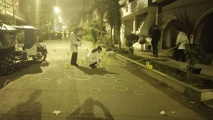 Comas: Un muerto y dos heridos deja el ataque con granada y disparos en una pollada
