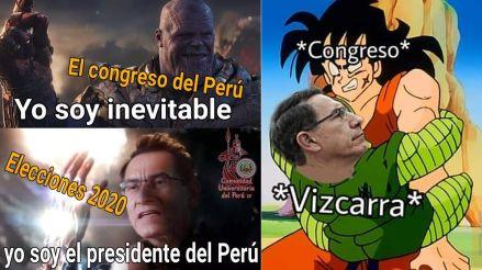 Redes sociales reaccionan con memes tras el mensaje a la nación del presidente Vizcarra