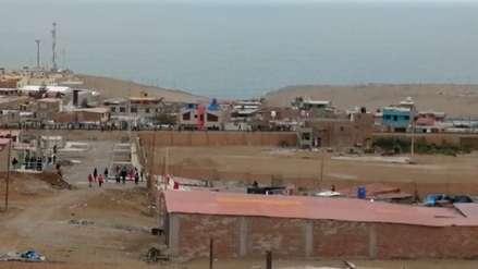 Tía María: Manifestantes vuelven a tomar autopista Mollendo-Matarani
