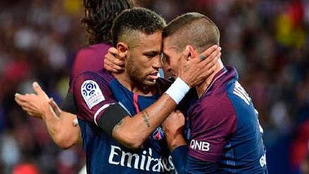 """¡Atención PSG! Marco Verratti sobre Neymar: """"No retengas a un jugador que se quiere ir"""""""