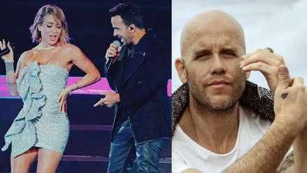 Leslie Shaw reveló que Gian Marco la ayudó para cantar con Luis Fonsi en los Juegos Panamericanos