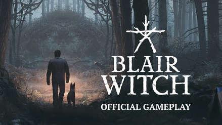 El nuevo tráiler del videojuego de la Bruja de Blair se ve aterrador: Ojalá que el perrito viva al final