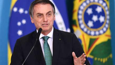 Bolsonaro lamenta que nadie haya disparado al indigente que mató dos personas en la calle