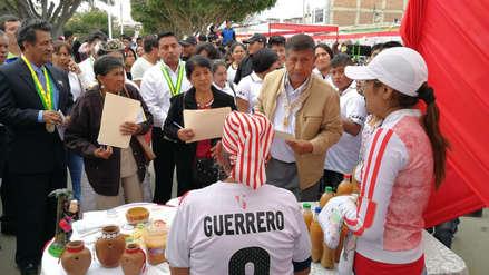 Más de 6,000 platillos de causa ferreñafa fueron degustados por los turistas en Fiestas Patrias