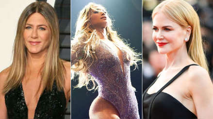 Diez actrices mayores de 50 años que se mantiene eternamente jóvenes