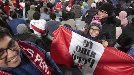 Perú vs. Uruguay: 10 imágenes de la fiesta rojiblanca en las tribunas del estadio de San Marcos