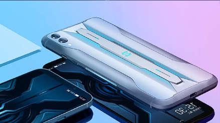 Xiaomi presentó el Black Shark 2 Pro, su móvil para videojuegos con una tasa de refresco de 240 Hz