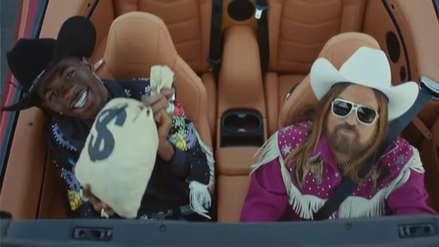 La canción de Lil Nas X y el papá de Miley Cyrus superó uno de los récords de