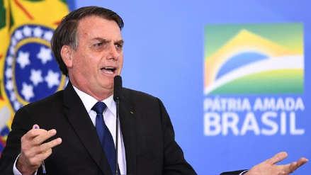 Jair Bolsonaro cuestiona los informes oficiales sobre asesinatos y desaparecidos de la dictadura brasileña