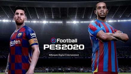 La demo de PES 2020 está disponible y ya se conoce la portada el juego
