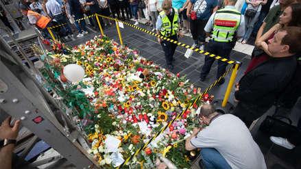 Hombre que tiró a niño al tren en Alemania era buscado en Suiza por violencia