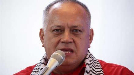 """Diosdado Cabello: """"Si a Colombia le quitan la producción de droga, se acaba ese país"""""""