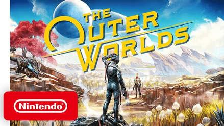 El esperado The Outer Worlds será lanzado en Nintendo Switch