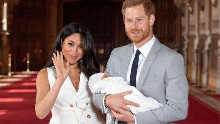 El príncipe Harry revela el motivo por el que solo quiere tener dos hijos con Meghan Markle