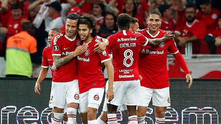 Paolo Guerrero se enfrentará a su ex equipo: Internacional vs. Flamengo por cuartos de final de la Copa Libertadores