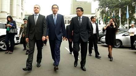 Congresistas piden audio a PCM para comprobar si Martín Vizcarra debatió adelanto de elecciones