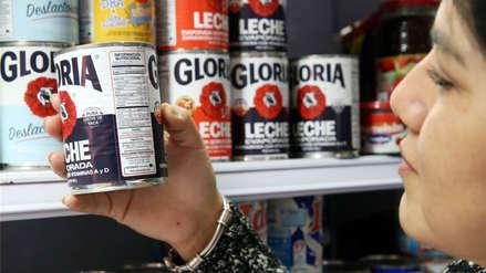 Gloria: Leche en Perú será más nutritiva que la de Estados Unidos