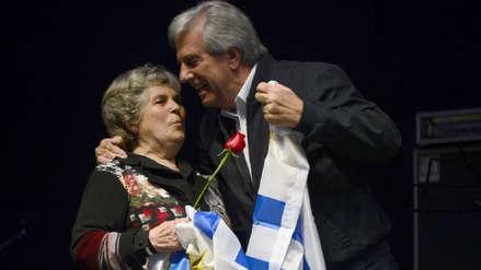 Esposa del presidente de Uruguay Tabaré Vázquez murió a los 82 años