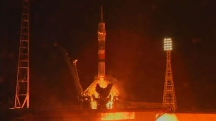 Rusia lanzó carguero con suministros para la Estación Espacial Internacional