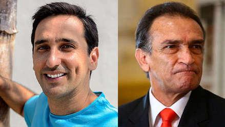 César Ritter compartió su examen toxicológico tras aceptar reto del congresista Héctor Becerril