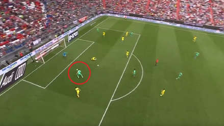 Real Madrid: la gran definición de Karim Benzema para anotar el 1-1 ante el Fenerbahce
