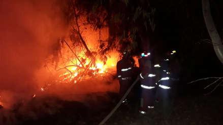 Bomberos denuncian que no cuentan con unidades suficientes para atender incendios