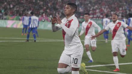 ¡Puso el primero! Kevin Quevedo marcó un golazo en el partido entre Perú y Honduras en Lima 2019