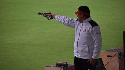 Lima 2019: Marko Carrillo obtiene medalla de bronce en tiro en los Juegos Panamericanos
