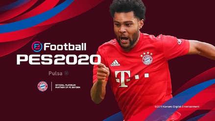 Impresiones de la demo de eFootball PES 2020