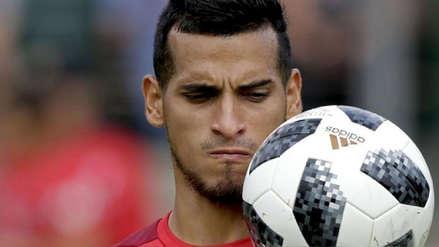 ¿A Saint Etienne? Miguel Trauco se despidió de los jugadores de Flamengo, según Globoesporte