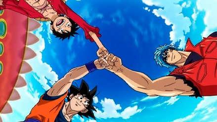 Animador de Dragon Ball Super sorprende con una ilustración de Gokú y Luffy de One Piece