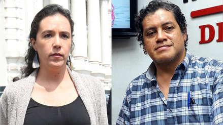 La Fiscalía formalizó la denuncia de la congresista Marisa Glave contra su presunto acosador en redes sociales