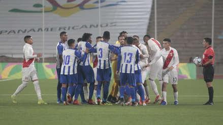 ¡A levartarnos! 20 imágenes que nos dejó el empate de Perú ante Honduras por los Juegos Panamericanos Lima 2019
