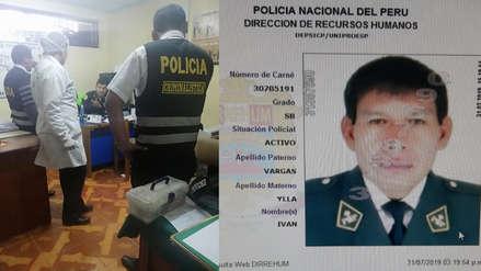 Policía mata a compañero cuando manipulaba arma dentro de sede policial en Cusco