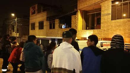 Tragedia en SJL: Dos hermanitos de 3 y 5 años murieron en incendio en Bayovar