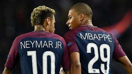 """""""No quiero que se marche"""": El mensaje de Kylian Mbappé a Neymar Jr."""